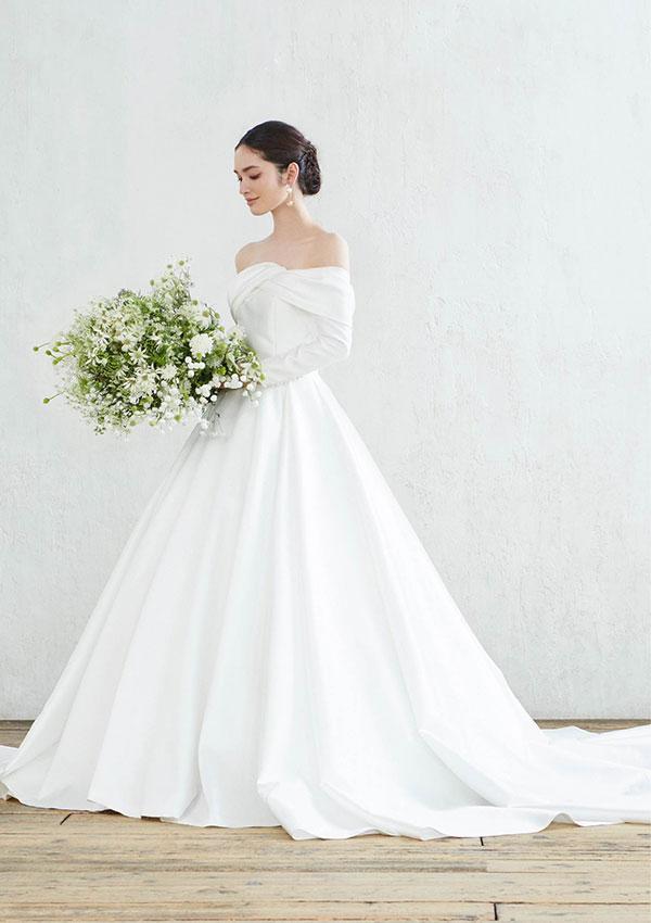 ca3cfef38a528 ハツコエンドウのウェディングドレス|東京・渋谷の結婚式場 ...